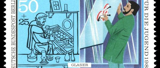 Att arbeta som glasmästare